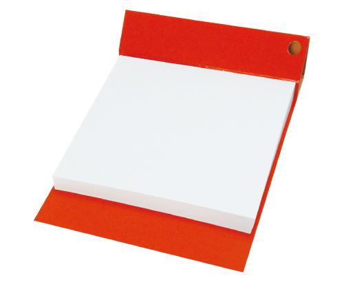 メモ帳(ペン立て付き)